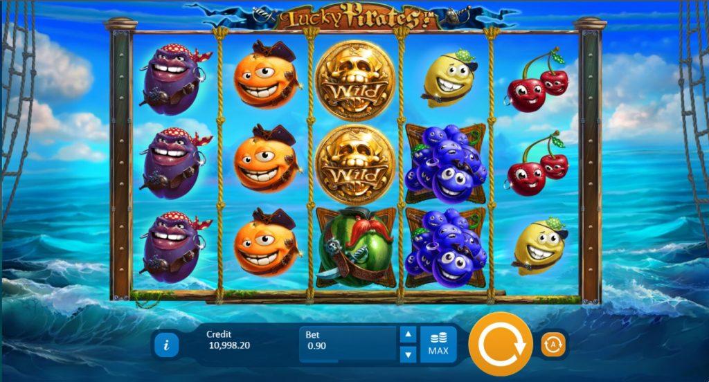 Ігровий автомат Lucky Pirates