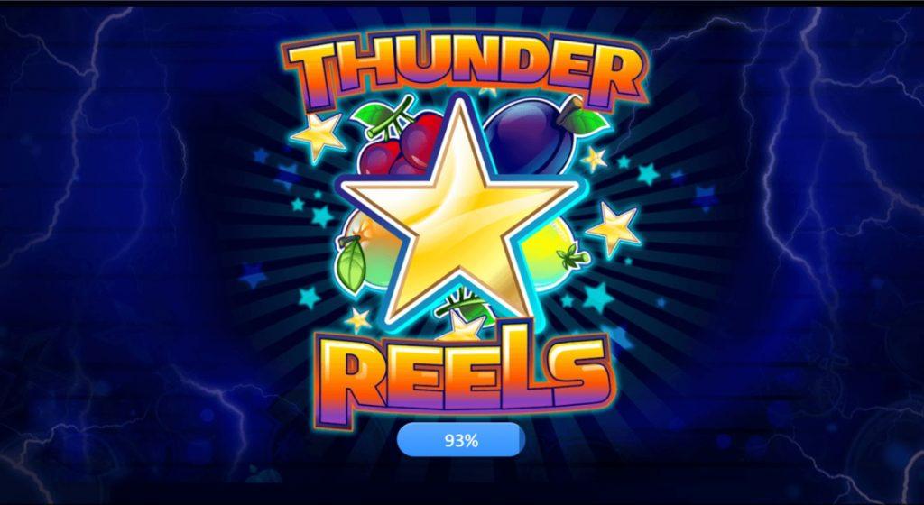 Ігровий автомат Thunder Reels